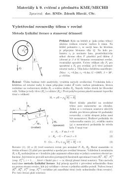 Metoda fyzikální iterace