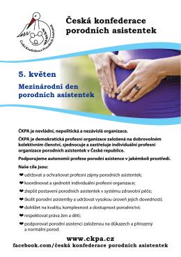 Česká konfederace porodních asistentek