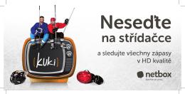 Neseďte - Netbox