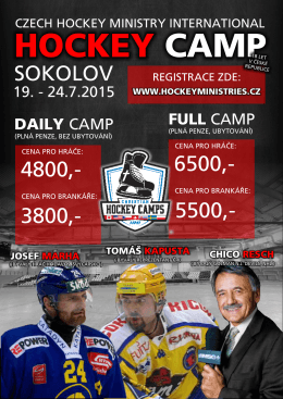 SOKOLOV - Czech Hockey Ministry International