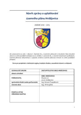 Navrh_zpravy_o_uplatnovani_UP_Hrdejovice