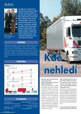 Šmídl – TRANSPORT - Truck & Business