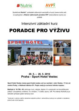 Sport Hotel Vestec
