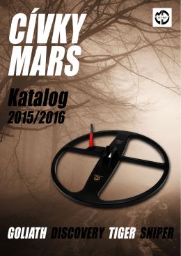Katalog sond Mars