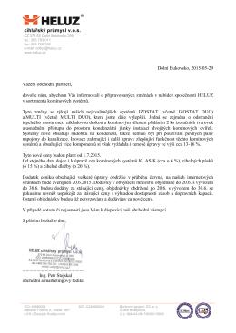 cihlářský průmysl v.o.s. Dolní Bukovsko, 2015-05-29