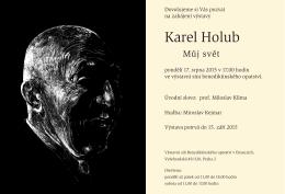 Karel Holub