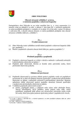 3/2015 - Polevsko
