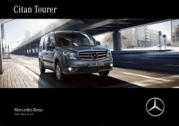 Citan Tourer - Mercedes-Benz