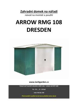 Dresden 108 šedý - Zahradní domky.cz