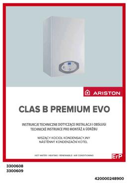CLAS B PREMIUM EVO