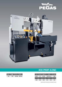 400 PROFI A-CNC