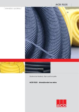 ACO Flex - katalog (0022-15