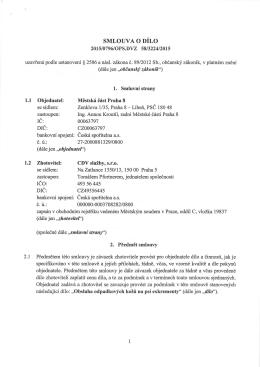 Sml - kose - Veřejné zakázky