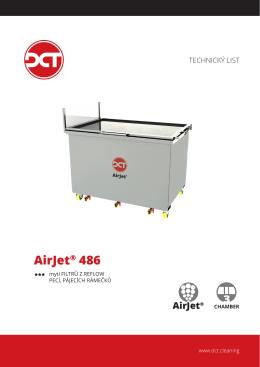AirJet® 486 - DCT Czech sro