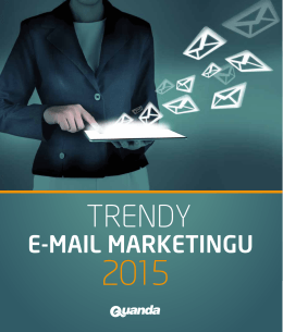 E-MAIL MARKETINGU