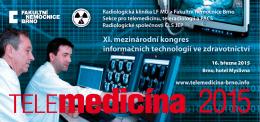 XI. mezinárodní kongres informačních technologií ve zdravotnictví