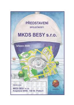 Představení společnosti MKDS BESY s.r.o.