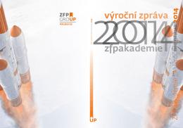 Výroční zpráva 2014 ke stažení