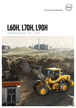 L60H-L90H - Volvo Construction Equipment
