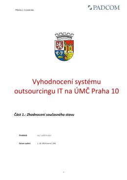 Př.2 - PADCOM 1_Analytická zpráva