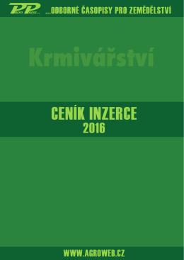 CENIK_inzerce_Krmivarstvi_2016