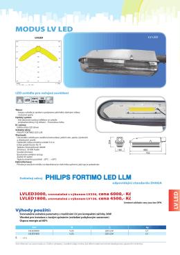 MODUS LV LED