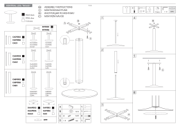 assembly instructions SOLID.cdr