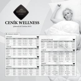 Ceník lůžkoviny Wellness 05/2015 (PDF 805kB)