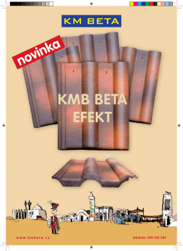 KMB BETA EFEKT - STAV