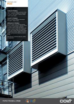 PoPis výrobku | FCO
