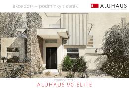 ALUHAUS 90 ELITE