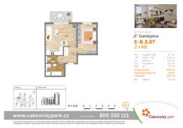 www.cakovickypark.cz 800 350 111 2 + KK E
