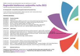 Program konference ke stažení ()