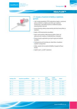 HEALFLON™ - Mediform