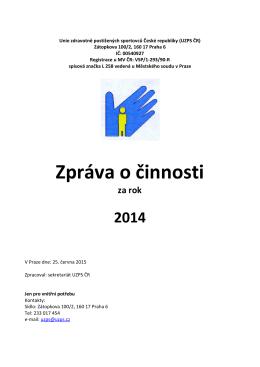 Unie zdravotně postižených sportovců České republiky