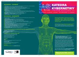 Kybernetika CZ 11_8_B - České vysoké učení technické v Praze