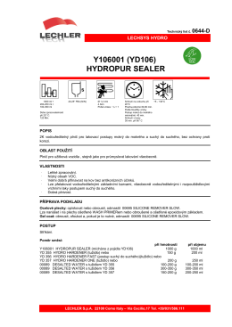 0644 - EURO LAK MB sro