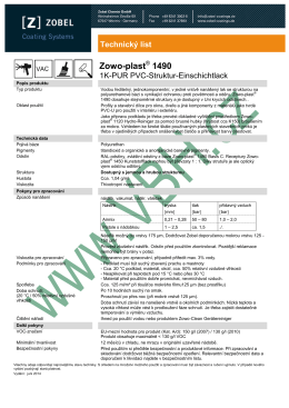 TM ZP1490 DE 0614 CZ