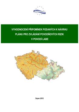 Plánu pro zvládání povodňových rizik v povodí Labe