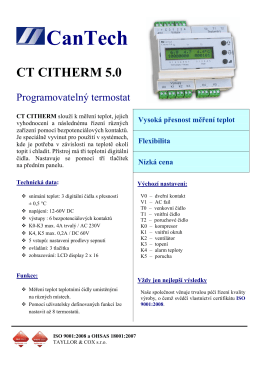 ct citherm 5.0