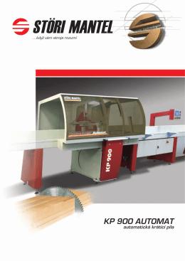 CZ KP900_Automat - Störi Mantel s.r.o.