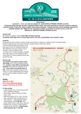 Diváky - AGROTEC Rally Hustopeče