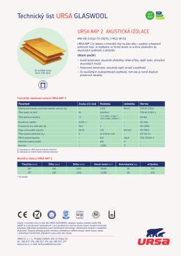 Technický List AKP2.indd
