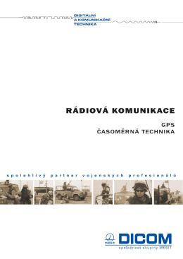 rádiový systém rf20