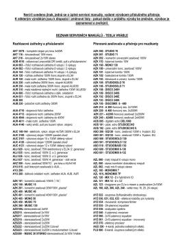 servisní manuály Tesla a jiné 85KB 18.7. 2015 12:47:19