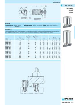 l Ocel, tvrzená, broušená l Ocel, brynýrovaná l ISO 4762, pevnost
