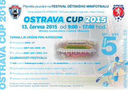 OS TRA VA CUP 2015