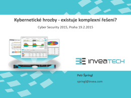 invea-tech - Eventworld.cz