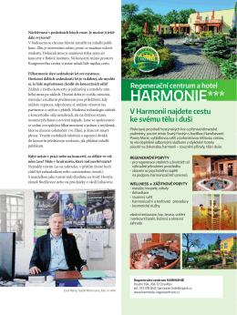 HARMONIE*** - Moravia magazín