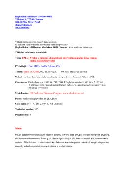 Regionální vzdělávací středisko OSK Vídeňská 8, 772 00 Olomouc